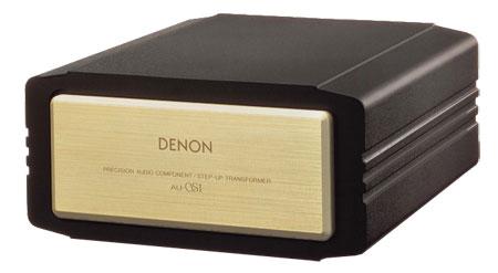 Denon: abbinamento testine / headshell Denon-AU-S1-step-up-transformer