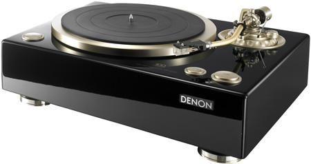 Technics SL 1200 Mk2 Denon-DPA100-turntable