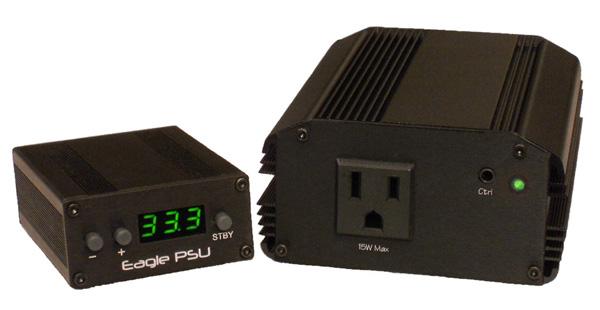 Phoenix Engineering Eagle 25watt Hi-Power PSU Turntable AC