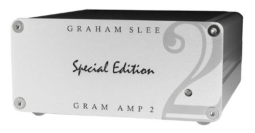 Graham Slee Gram Amp 2 SE phono preamp