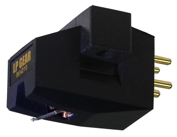 LP Gear BIN 215 phono cartridge 1.7 mV