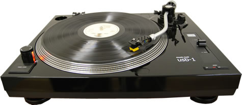 Music Hall usb 1 Record Turntable
