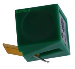 Lp Gear Nagaoka Mp 110 Cartridge Set Premounted With Hd