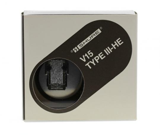 Shure V15 Type III-HE phono cartridge: LP Gear