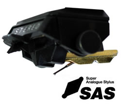 Jico SAS upgrade for Shure VN5MR stylus - For US, Canada & Americas only