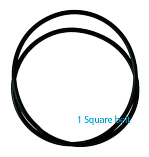 Music Hall MMF-7 MMF 7 MMF7 turntable belt replacement